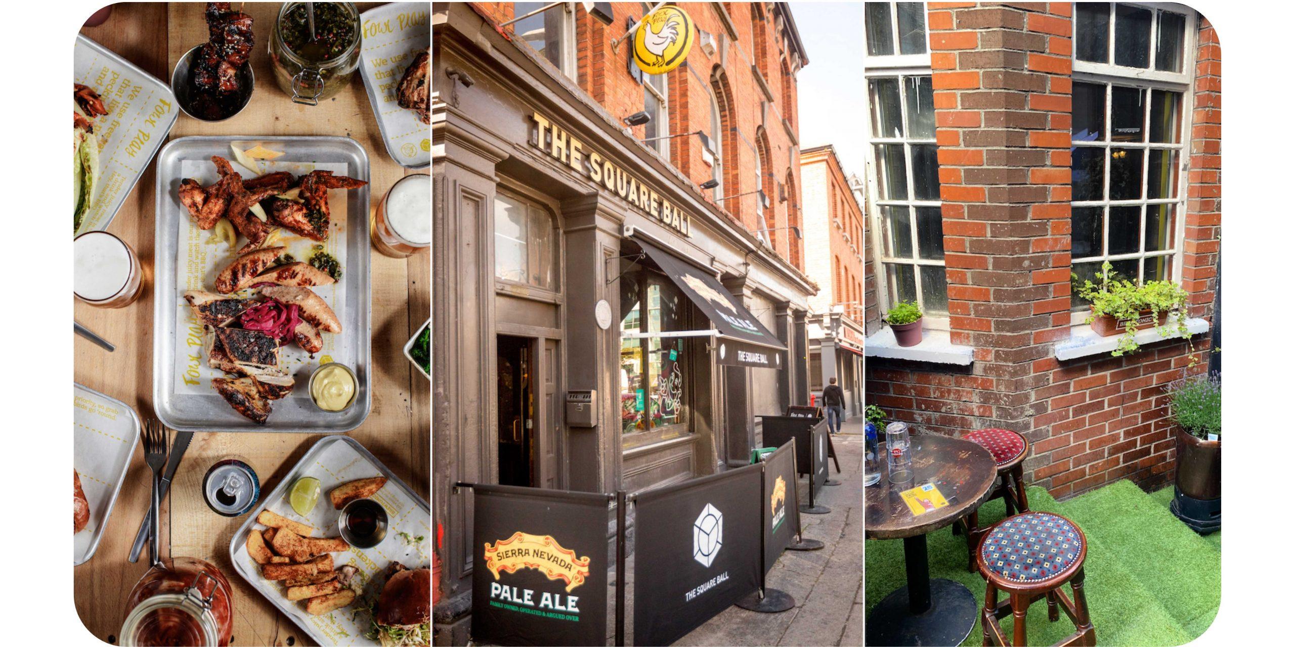 Dublin 2 Pub BBQ